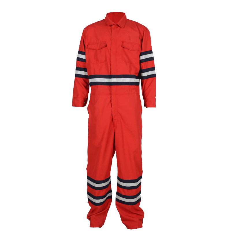 Flame-Resistant-Coverall